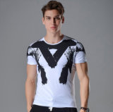 T-shirt col O/ Crew Neck T-Shirt à manches courtes