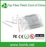 光ファイバ接続の保護管