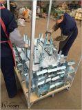 Аксессуары балки сооружением стальных оцинкованных Forkhead