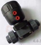 Neumático Válvula de membrana de PVC de fabricación