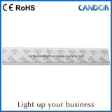 LED-Schrank-Licht-Zubehör-Installations-Spur-Zeile