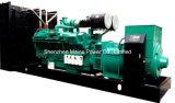 groupe électrogène diesel de Cummins d'alimentation générale de 1000kVA 800kw