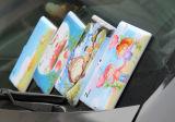 """MEDIO PC van de Tablet van 7 """" Jonge geitjes van de Duim Androïde met de Rugdekking van het Karton"""