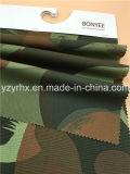 Gebeëindigde Stof 100% de Stof van de Katoenen Camouflage van het Canvas