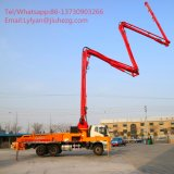 25m/30m/34m/38m/42m Ce&ISOのフルオートマチックの具体的なブームポンプトラック