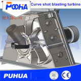 Ce Shot Blasting Turbines Wheel abrasivo Blasting Machine