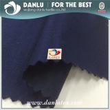 Plaine de vente chaud mélange de coton de tissu de nylon teints pour tissu veste