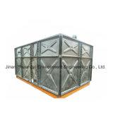 El tanque de agua industrial de acero galvanizado sumergido caliente