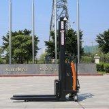 Штабелеукладчик достигаемости 1.0 тонн электрический с Стоять-на типом (CDSD10)
