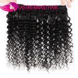 Волосы 100% бразильянина девственницы волны верхнего качества Unprocessed курчавые