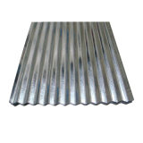 Strato ondulato duro galvanizzato pieno del tetto