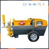 De Mixer die van het cement en van het Zand Pomp/de Pomp van het Mortier/de Cement Gebaseerde Pomp van het Mortier vervoeren