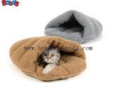 큰 크기 Bosw1101/60 Cm 연약한 견면 벨벳 황색 오리 애완 동물 침대 개 고양이 매트