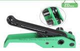 ツールの手動テンショナーZd190を紐で縛るPet/PP