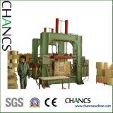 Máquina de alta frecuencia de la prensa del patín para la prensa de madera del calor del Hf de la venta