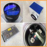 20W 30W металлических пластмассовых волокон и станок для лазерной маркировки