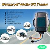 Perseguidor del GPS impermeable del coche/de la motocicleta con la Geo-Cerca Jm01