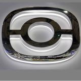 Backlit Signage логоса плакировкой PC создателя знака автомобиля