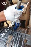 Galvanizado en caliente Concertina maquinilla de afeitar de la bobina de alambre de púas