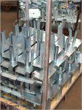 電流を通された調節可能な足場支柱サポート鋼鉄Forkhead