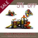 Faites glisser l'équipement de terrain de jeux pour enfants avec certificat CE (X1517-9)