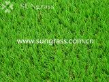 tappeto erboso dello Synthetic di 25mm per il giardino o il paesaggio (SUNQ-HY00163)