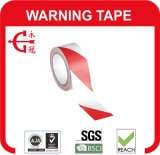 Popular cinta de advertencia de seguridad personalizada de PVC