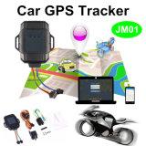 Perseguidor del GPS Polvo-Impermeable del coche/de la motocicleta con la Geo-Cerca y el tiempo real Jm01 de seguimiento