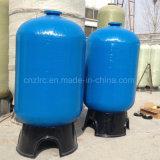 Des Wasser-Reinigungsapparat-Systems-FRP Wasser-Filter-Becken des Druckbehälter-FRP