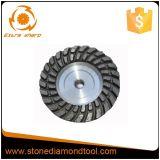 콘크리트와 돌에 다이아몬드 컵 회전 숫돌 에폭시