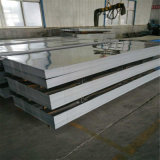 Los materiales de construcción el primer cruce en caliente laminado en frío del techo de zinc de techos de cartón ondulado de color prebarnizado PPGI Galvalume PPGL recubierto de chapa de acero galvanizado