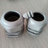 IP68 de waterdichte Zwarte Plastic Klier van de Kabel