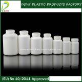 Botella farmacéutica de la cápsula del HDPE 250ml con el casquillo