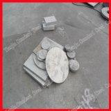 Superficie dello strato no. 4/Ba dell'acciaio inossidabile degli ss 430