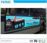 Visualizzazione all'ingrosso del bus del segno P6mm LED del bus di alta qualità LED