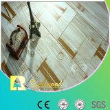 8,3 mm HDF CA4 Espejo roble encerado afiló el suelo laminado