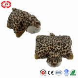Lo stile sveglio di figura dell'animale selvatico della pantera scherza il cuscino di base dell'ammortizzatore