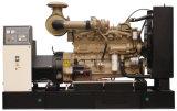 central eléctrica Diesel de jogo de gerador de Cummins da potência 410kVA à espera