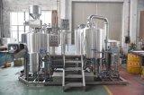 sistema da fabricação de cerveja do piloto 800L
