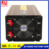 6000W Potência de Pico 12000W para as famílias DC12V AC220V Inversor de onda senoidal pura 50/60Hz para desligar o Sistema Solar PV Inversores de Rede ISO9001 ,SGS,Ce Controle Remoto
