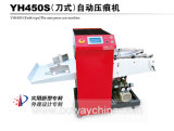 Yh450s Industrial 8000PCS/Hour A4 Paper Automatic Pneumatic Creasing Machine