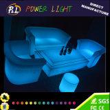 Außenmöbel LED Glowing Sofa