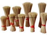 Brochetes de churrasco / Brochetes de bambu / Brocheiras de churrasco