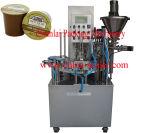 Automatische Roterende het Vullen van het Poeder van de Koffie Verzegelende Machine
