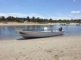 Aqualand 23feet 7m 섬유유리 단 하나 선체 Panga 어업 또는 직업적인 일 모터 배 (230c)