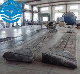 Certificado do ISO e bolsa a ar elevada de Qualitymarine para o lançamento do navio