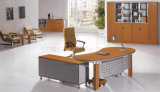 Moderne Melamin-Schwarz-leitende Stellung-Schreibtisch-Entwurfs-Möbel (SZ-ODB337)