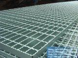 Grille en acier peinte galvanisée pour l'étage