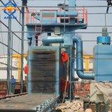 Structure en acier Antai convoyeur à rouleaux grenaillage de machines pour la vente