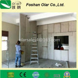 100% sans asbestos ignifuge EPS Ciment Sandwich Wall Board / Panel